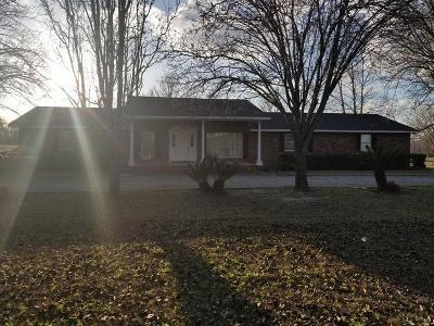Jesup Single Family Home For Sale: 7487 Lanes Bridge Road