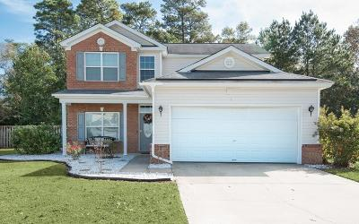 SAVANNAH Single Family Home For Sale: 14 River Rock Road