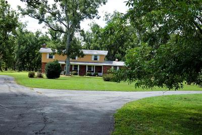 Jesup Single Family Home For Sale: 200 Pecan Road