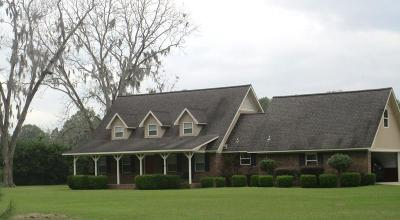 Hinesville Single Family Home For Sale: 565 Mary Todd Road