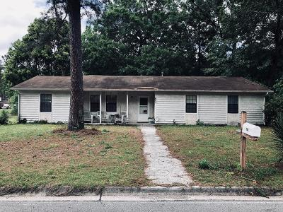 Hinesville Single Family Home For Sale: 700 Thornwood Way