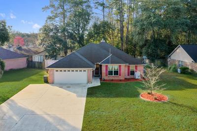 Hinesville Single Family Home For Sale: 817 Winchester Drive