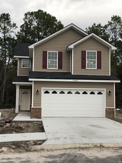 HINESVILLE Single Family Home For Sale: 1308 Karen Court