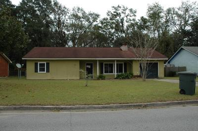 Hinesville Single Family Home For Sale: 804 Spanish Oak Drive
