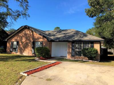 hinesville Single Family Home For Sale: 827 Lost Grove Lane