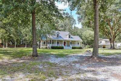 Single Family Home For Sale: 72 Big Oak Road