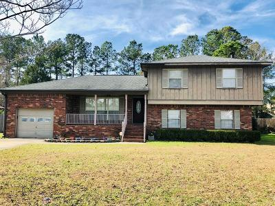 hinesville Single Family Home For Sale: 108 Flat Shoal Lane
