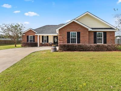 Ludowici Single Family Home For Sale: 565 Mancey Garrason Loop NE