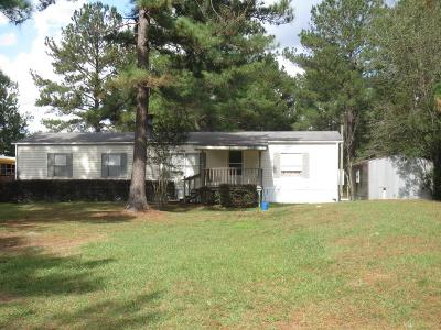 Jesup Single Family Home For Sale: 727 Northview Drive