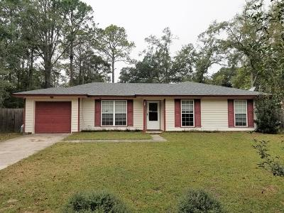 Hinesville Single Family Home For Sale: 653 Eagan Road