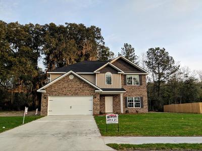 Dunlevie Oaks Single Family Home For Sale: 186 Maggie Lane