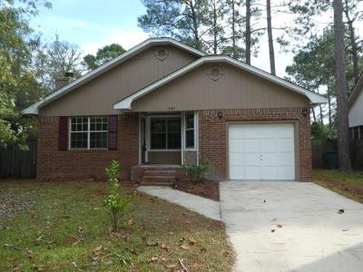 Hinesville Single Family Home For Sale: 949 Mandarin Drive