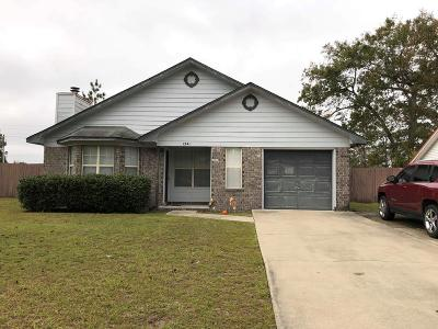 Hinesville Single Family Home For Sale: 1241 Chinook Way