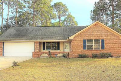 Hinesville Single Family Home For Sale: 711 Robin Hood Drive