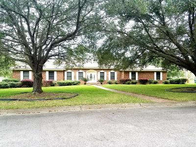 Single Family Home For Sale: 501 Flowers Drive