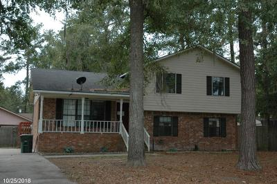 Hinesville Single Family Home For Sale: 203 Meloney Drive