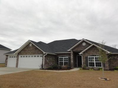 Hinesville Single Family Home For Sale: 1043 Miles Crossing