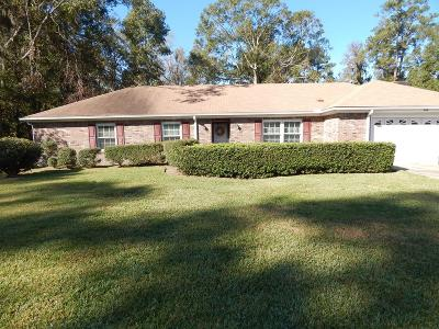 Hinesville Single Family Home For Sale: 129 Harrison Drive