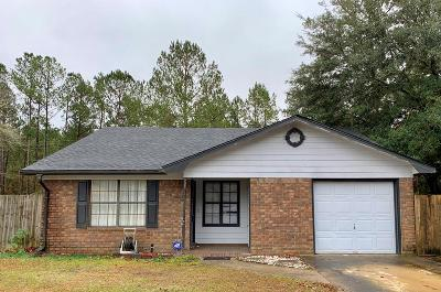 Hinesville Single Family Home For Sale: 805 East Oxford Lane