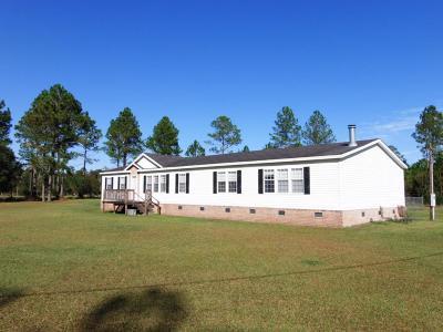 Hinesville Single Family Home For Sale: 367 J.b. Woodard Road