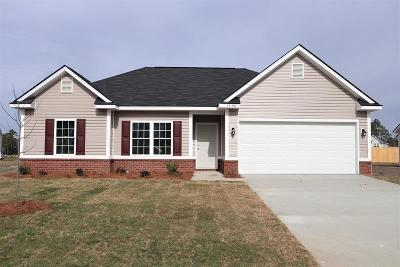 Hinesville Single Family Home For Sale: 1590 Longleaf Court
