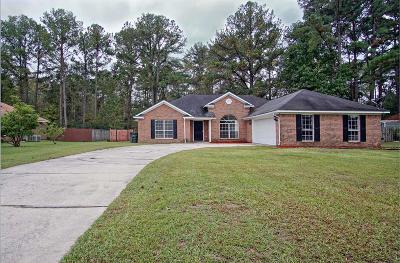Hinesville Single Family Home For Sale: 319 South Maple Street