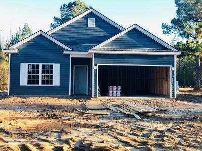 Hinesville Single Family Home For Sale: 298 Mary Todd Road