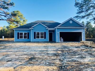 Hinesville Single Family Home For Sale: 322 Mary Todd Road