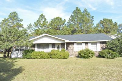 Glennville Single Family Home For Sale: 1229 Maryann Prescott Road