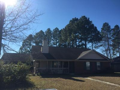 Hinesville Single Family Home For Sale: 1910 Salisbury Way