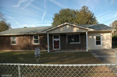 Hinesville Single Family Home For Sale: 605 Olive Street