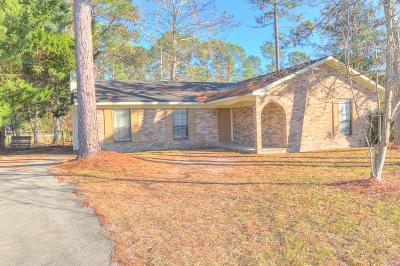 Hinesville Single Family Home For Sale: 1006 Bacon Road