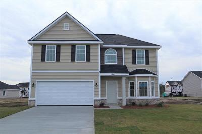 Hinesville Single Family Home For Sale: 1808 Longleaf Court