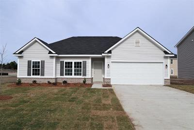 Hinesville Single Family Home For Sale: 1584 Longleaf Court