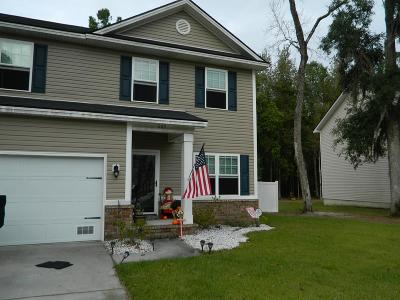 Hinesville Single Family Home For Sale: 1260 Peacock Trail