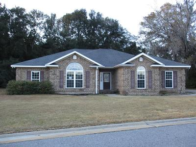 Ludowici Single Family Home For Sale: 21 Conner Drive NE