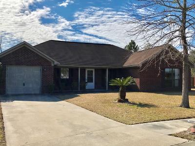 Hinesville Single Family Home For Sale: 109 Larkin Court