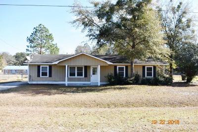 Hinesville Single Family Home For Sale: 1112 Ricade Drive