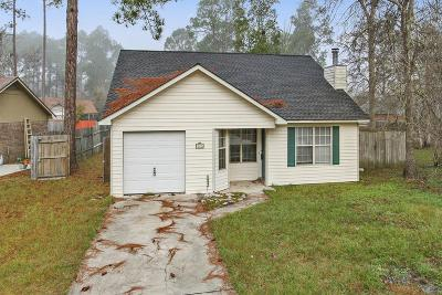 Hinesville Single Family Home For Sale: 919 Mandarin Drive