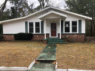 Single Family Home For Sale: 31 St Johns Avenue