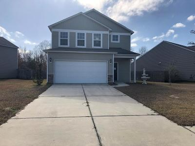 Pooler Single Family Home For Sale: 38 Glenwood Court