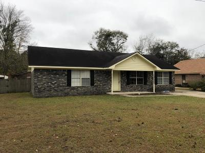 Hinesville Single Family Home For Sale: 1011 Farr Court