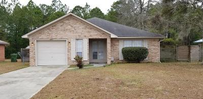 Hinesville Single Family Home For Sale: 1391 Coalition Circle