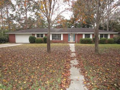 Jesup Single Family Home For Sale: 197 West Magnolia Street