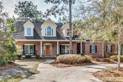 Jesup Single Family Home For Sale: 780 Littlefield Street