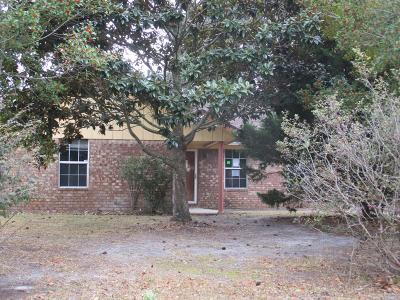 Hinesville Single Family Home For Sale: 1476 Enterprise Drive