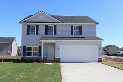 Hinesville Single Family Home For Sale: 1812 White Cedar Way