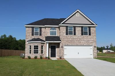 Ludowici GA Single Family Home For Sale: $204,995