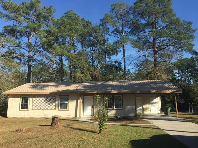 Hinesville Single Family Home For Sale: 206 Pineview Street