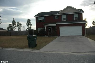 Ludowici Single Family Home For Sale: 355 Mill Pond Lane SE